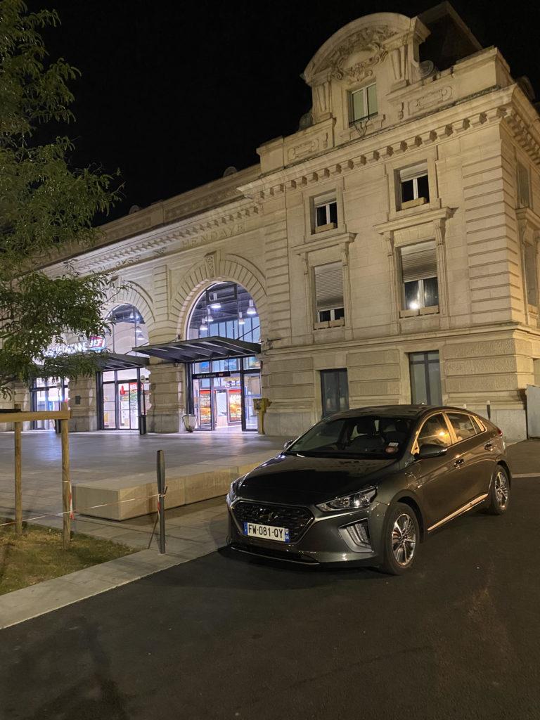Hyundai Ioniq élégant vtc