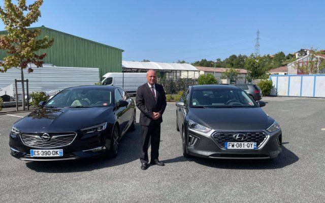 Véhicules avec chauffeur au Pays Basque